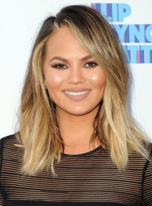 """NORTH HOLLYWOOD, CA - JUNE 14: Model Chrissy Teigen arrives at the FYC Event - Spike's """"Lip Sync Battle"""" at Saban Media Center on June 14, 2016 in North Hollywood, California. (Photo by Angela Weiss/Getty Images)"""