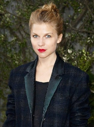 PARIS, FRANCE - JANUARY 22: Clemence Poesy attends the Chanel Spring/Summer 2013 Haute-Couture show as part of Paris Fashion Week at Grand Palais on January 22, 2013 in Paris, France. (Photo by Julien M. Hekimian/Getty Images)