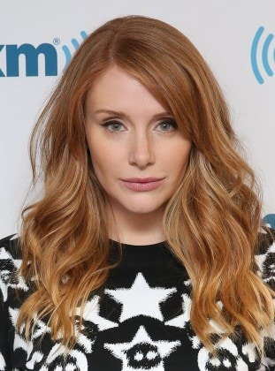 NEW YORK, NY - AUGUST 03: Bryce Dallas Howard visits at SiriusXM Studio on August 3, 2016 in New York City. (Photo by Rob Kim/Getty Images)