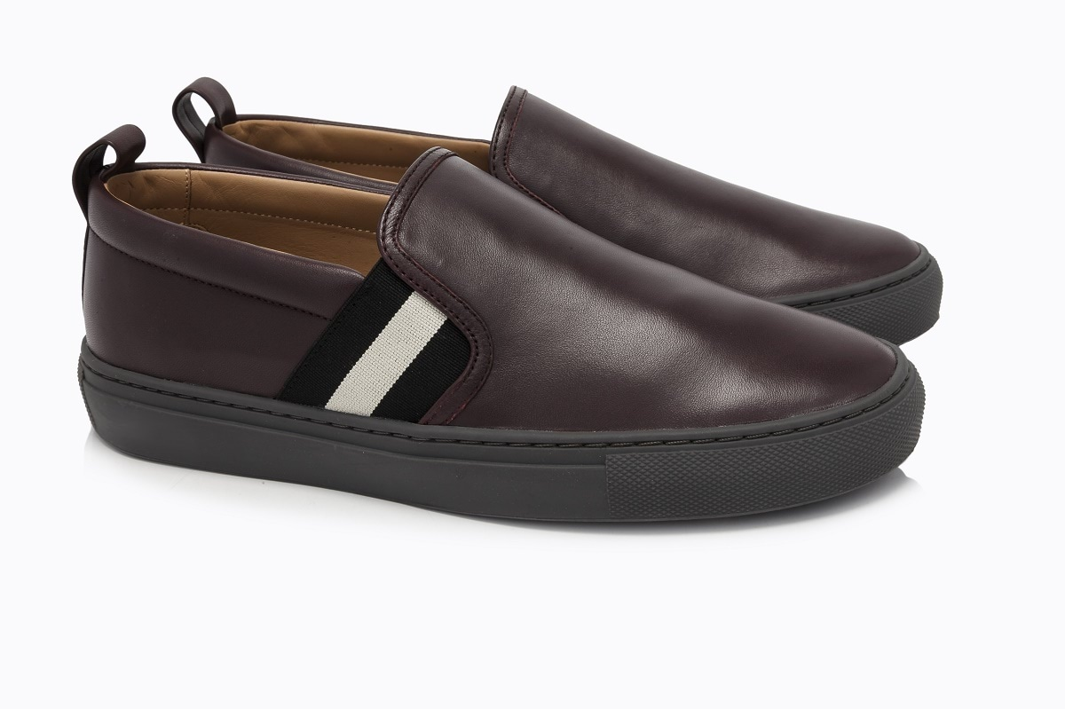 Bally Herald Slip-On Trainers AED1,160 -Reebonz.ae