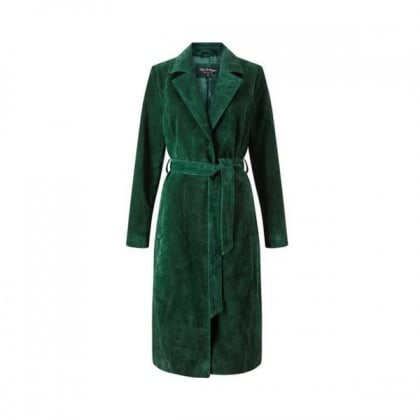 miss-selfridge-green-suede-trench-coat-600x600