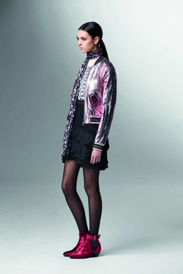 A Look From the Just Cavalli Pre-Fall 2017 Collection