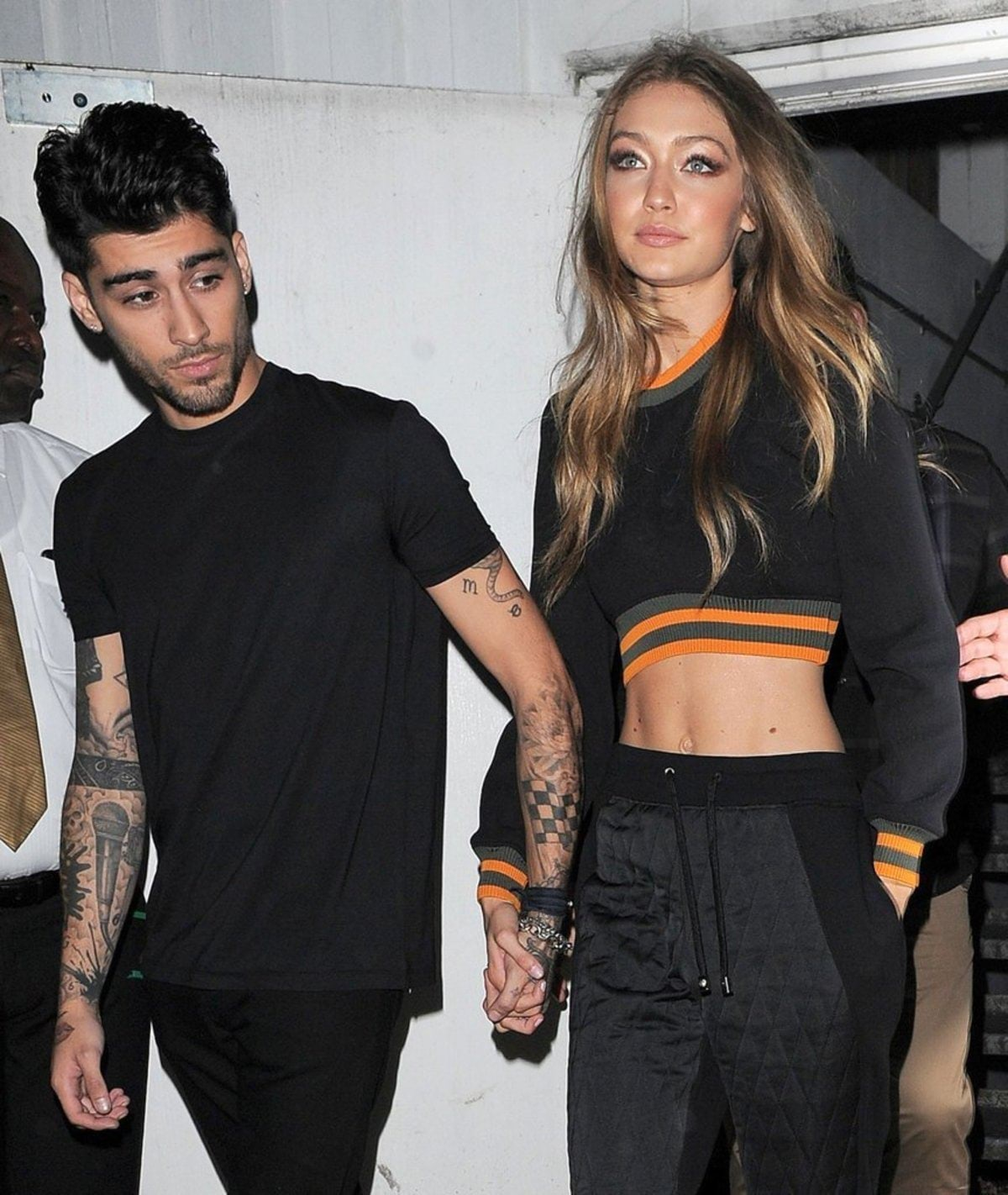 Gigi-Hadid-Zayn-Malik-Out-London-September-2016