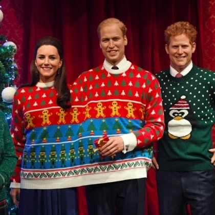 Royals-Wax-Figures-Christmas-Sweaters-December-2016