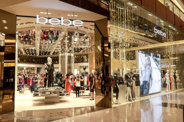 bebe - 10th Anniversary - In-store Event - Dec 2016 (4)