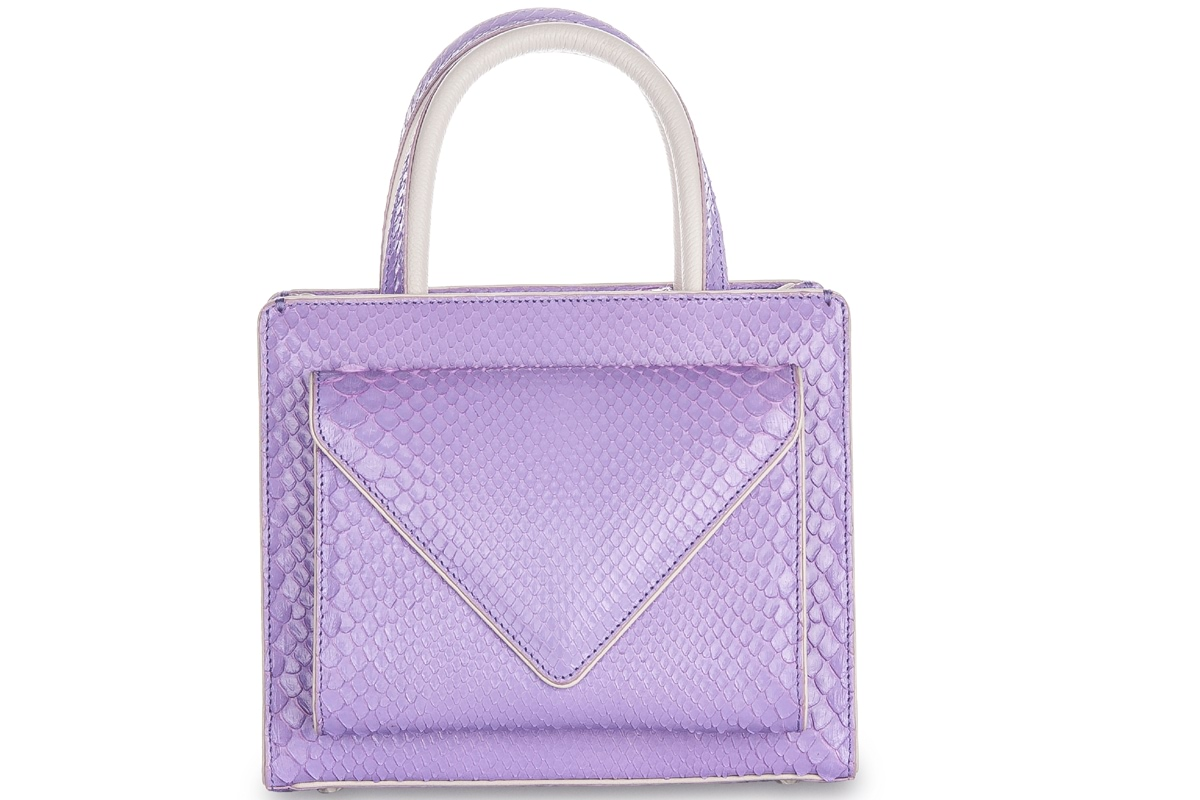 _Mini Mail To Me_ Limited Glossy Lavender PYTHON