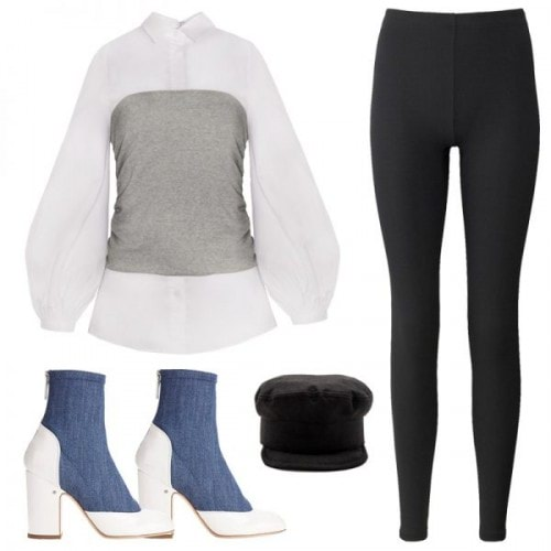 how-to-wear-leggings-blouse-ankle-boots-600x600