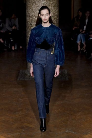 Emilia Wickstead RTW Fall 2017
