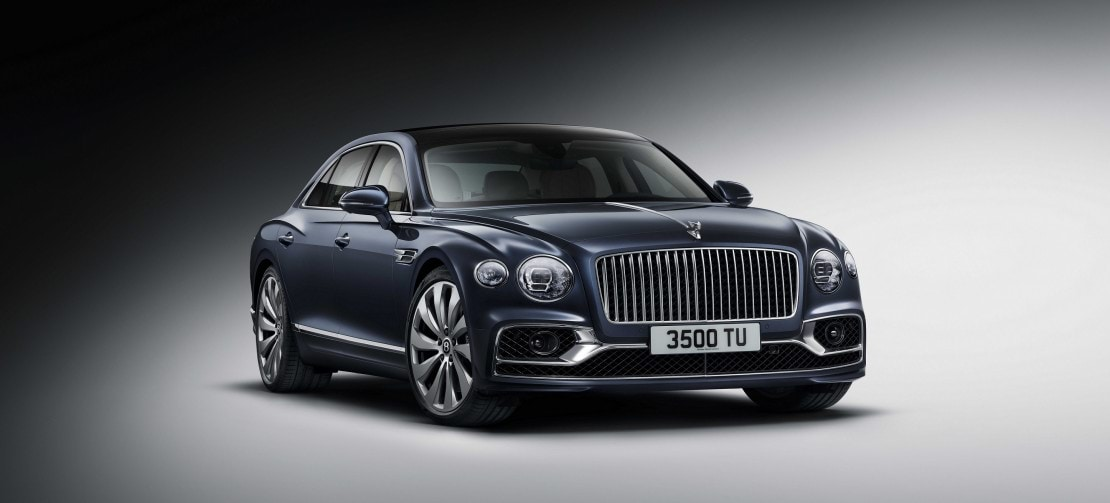 BENTLEY تطرح سيارتها FLYING SPUR ال...